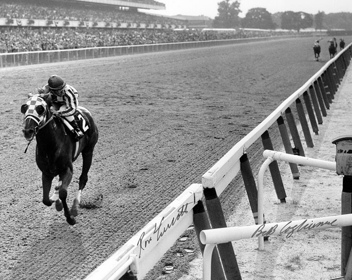 Secretariat Belmont Photos