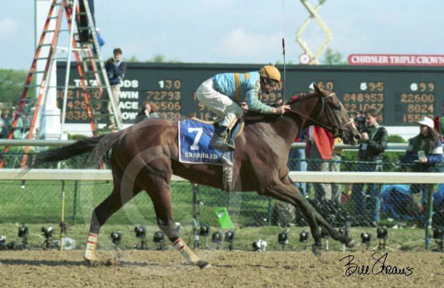 Winning Colors Kentucky Derby